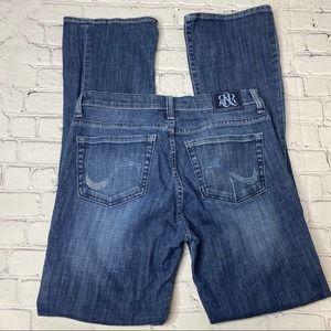Rock & Republic Kasandra Jeans Size 8 Boot Cut